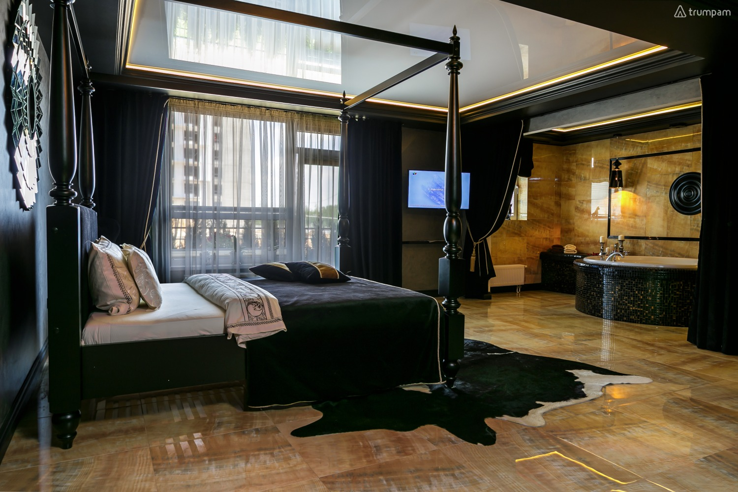 Attractive Chic Studio Apartment With Hot Tub ( Jacuzzi )PhotosMapStreet View