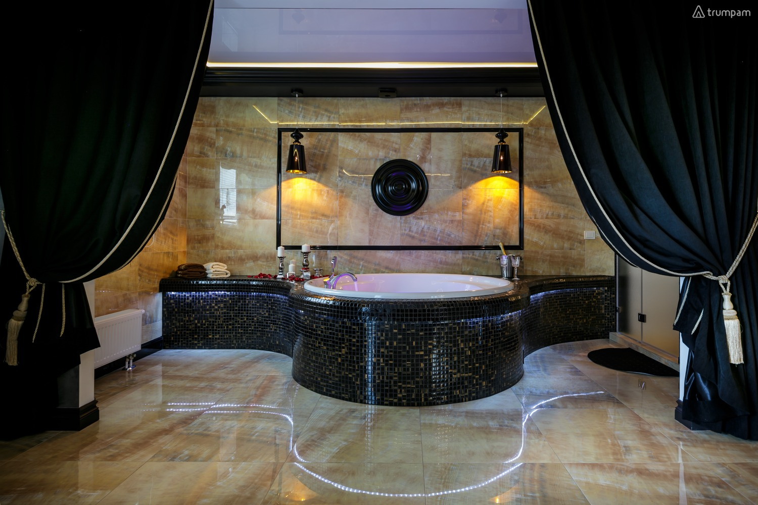 High Quality Chic Studio Apartment With Hot Tub ( Jacuzzi )PhotosMapStreet View